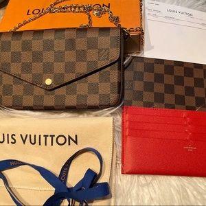 Louis Vuitton pochette felicie